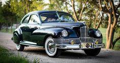 1947 Packard Custom Clipper