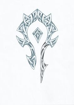 Post with 0 votes and 368 views. Finlay my finished design for my Celtic Horde tattoo. If people want I will put up a picture of the tattoo too. Body Art Tattoos, Hand Tattoos, Sleeve Tattoos, Cool Tattoos, Tattoo Ink, Arm Tattoo, Tatoos, World Of Warcraft, Warcraft Art