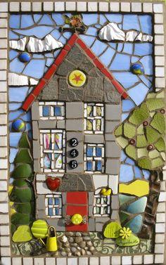 Mosaic house: