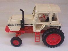 CASE 2390 Farm TRACTOR 1:16 ERTL VTG Farm Toy Equipment Diecast $119