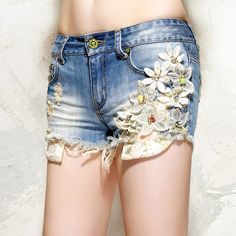 eu.Fab.com | Denim Shorts