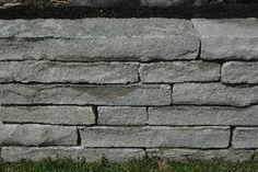 "Delaware Gray Cut Drywall 3""- 5"""