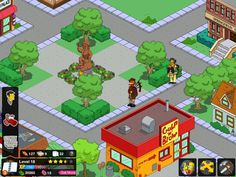 Review – The Simpsons Tapped Out