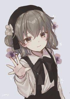 Anime Chibi, Chica Anime Manga, Fanarts Anime, Anime Characters, Anime Girls, Manga Girl, Anime Art Girl, Manga Kawaii, Kawaii Anime Girl