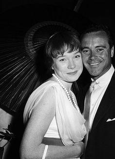 Shirley MacLaine (1934- ) & Jack Lemmon (1925-2001)