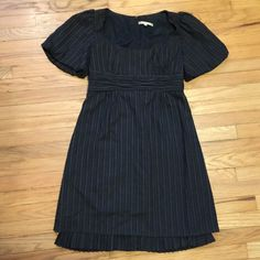 Anthropologie Nanette Lepore Striped dress - sz 8 Anthropologie Nanette Lepore Striped dress - sz 8. Armpit to armpit - 19 inches. Length - 34.5 inches. Great condition. Nanette Lepore Dresses
