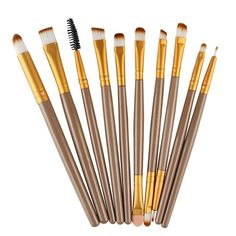 7.69$  Watch here - http://di6xr.justgood.pw/go.php?t=189559201 - Professional 10 Pcs Multifunction Nylon Eye Makeup Brushes Set 7.69$