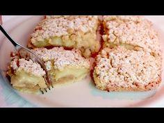 Foarte cremos cu 2 mere și ingrediente simple! # 466 - YouTube Apple Pie Recipes, Apple Desserts, Perfect Food, Family Meals, Sweet Treats, Deserts, Good Food, Snacks, Baking