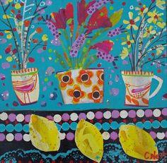 """Three Lemons"": Claire West"