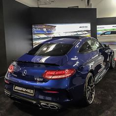 GREAT Looking C63s Coupe