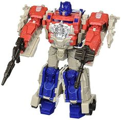 Transformers Generations Leader Powermaster Optimus Prime Action Figure >>> You can get more details by clicking on the image.