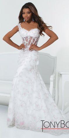 Tony Bowls 114528 Dress - In Stock - $478