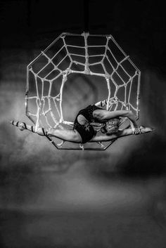 Delia - Aerial Silk, Hoop & Contortion Shows - Hertfordshire: new aerial contortion act 'SPIDER'