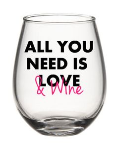 For when wine > relationships.