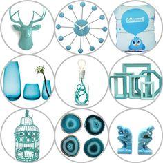 Quirk It Design: Color Trend: Turquoise