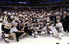 - Stanley Cup champions Boston Bruins team picture 1 picture on Bruins Corner site. Team Pictures, Team Photos, Boston Bruins Hockey, Stanley Cup Champions, Boston Sports, Boston Strong, Tampa Bay, Ny Times, Champs