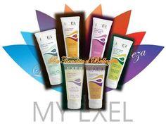 Mascara Capilar Exel - $ 44,00