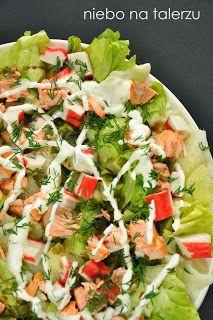 Potrawy nawigilię Baked Eggplant, Eggplant Parmesan, Appetizer Salads, Appetizers, Caprese Salad, Cobb Salad, Cooking Recipes, Healthy Recipes, Sandwich Recipes