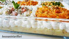Patates Salatası / Potato Salad Potato Salad, Dairy, Potatoes, Cheese, Food, Potato, Essen, Meals, Yemek