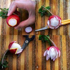 TOP 10 Food decorations