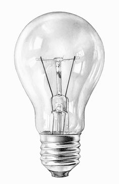 drawing pencil drawings bulb filament close bulbs three observational realistic easy sketch shading gettyimages