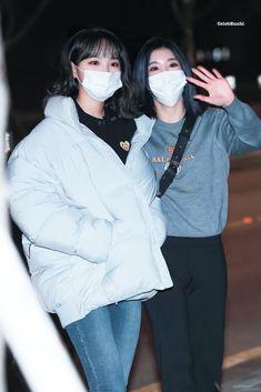 Celeb Eunbi (@CelubEunbi_0927) / Twitter Best Frind, Airport Style, Airport Fashion, Japanese Girl Group, The Wiz, Kpop Girls, Yuri, New Books, Winter Jackets