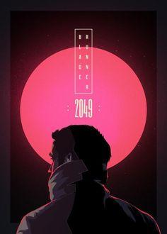 Blade Runner 2049 Phone Wallpaper (x-post r/outrun)