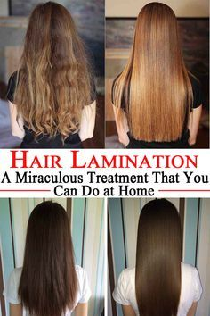 Do you want a strong, healthy and shiny hair? Lamination is the answer! Here's how to do it at home, with amazing results. Hair Hair Lamination: A Miraculous Treatment That You Can Do at Home - DiyArtCrafts How To Lighten Hair, How To Make Hair, How To Smooth Hair, Shiney Hair, Coconut Oil Hair Mask, Gelatin Hair Mask, Natural Hair Styles, Long Hair Styles, Frizzy Hair Styles