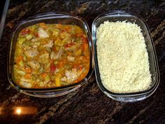 Cous-cous with veggies and chicken (recipe in Spanish) Couscous, Clean Recipes, Healthy Recipes, Exotic Food, I Love Food, Salad Recipes, Food To Make, Chicken Recipes, Food Photography