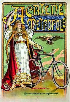 Acatene Metropole Bicycles