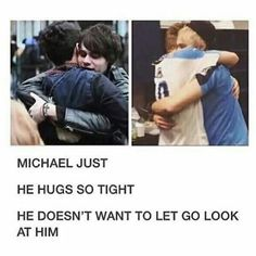 I want a Mikey hug Mikey Clifford, Michael Clifford, Pop Rock Bands, Cool Bands, Michael Ashton, Love Of My Life, My Love, 5secondsofsummer, 1d And 5sos