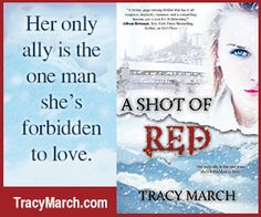 A forbidden one-night stand. A murder. A cover-up. One woman's covert investigation leads all the way to Switzerland, and closer to danger. A Night Owl Reviews Top Pick! Mystery, adventure, and romance for only 99¢ Feb 16-22! Get yours today! http://www.tracymarch.com/#!a-shot-of-red/c1jrg