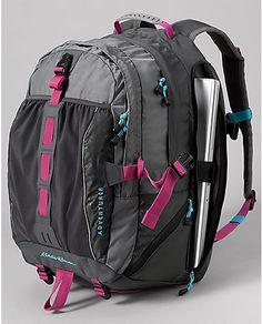 Adventurer Backpack - Eddie Bauer - dark lead, water