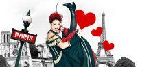 Bienvenue au Paradis Latin Cabaret Paris