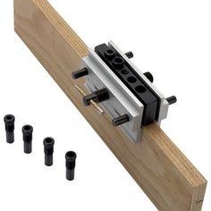 Buy Deluxe Doweling Jig at Woodcraft.com