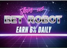 "​The BetRobot works with so-called surbet bets. ""How To Use BetRobot (BitCoin)"" is published by BetRobot. Being Used, Neon Signs"