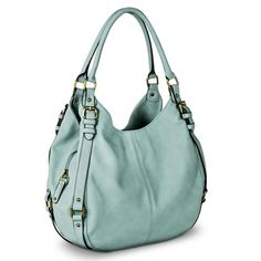 Merona® Timeless Collection Large Hobo Handbag