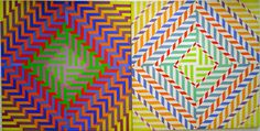 Art - Pop Art on Pinterest | Frank Stella, Op Art and Bridget Riley