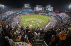 The average asking price for the four scheduled games at Citi Field was $831.28, compared to $1,223.13 for the three scheduled games at Wrigley.