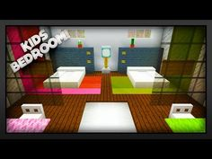 Kids Bedroom Minecraft check this great minecraft video out. sweet looking kids room for