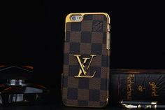 #Louis Vuitton Desinger Fashion iPhone 6s Luxe Case-Coffee [TP-17987] - $41.50 : Buy for LV Gucci Chanel Iphone 5s 6 6s plus cases, Salaxy leather cases,Ipad air mini cases , by www.iphonepluscasebuy.com