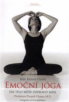 Emoční jóga - Bija Bennettová / DharmaGaia - detail titulu