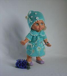 Наряд для кукол Galoob Baby Face по мотивам Наташи Волкодав… и с ее разрешения... / Одежда и обувь для кукол - своими руками и не только / Бэйбики. Куклы фото. Одежда для кукол