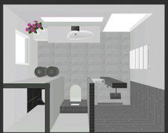 Badkamer | Bathroom ☆ Ontwerp | JY Design | Bagno | Pinterest ...