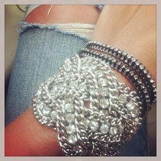 Stella and Dot Petra Braided Bracelet. Timeless and Classic. www.stelladot.com/sites/presleyblalock