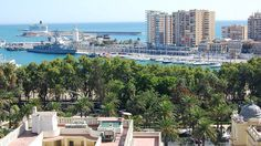Malaga Tourism in Spain - Next Trip Tourism Spain Tourism, Malaga, Cool Watches, San Francisco Skyline, Around The Worlds, Luxury, Travel, Viajes, Destinations