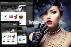 Zen Cart Themes Fashion Store ZenCart Theme #zencart #fashion #store #themes