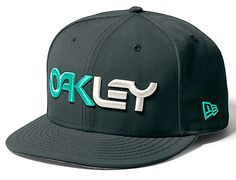 OAKLEY x NEW ERA「Factory」59fifty Fitted Baseball Cap