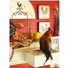 This would kick my chicken decore up a notch...