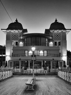 Penarth Pier Building